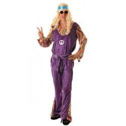Déguisement Woodstock hippie homme taille M-L Déguisements 871181