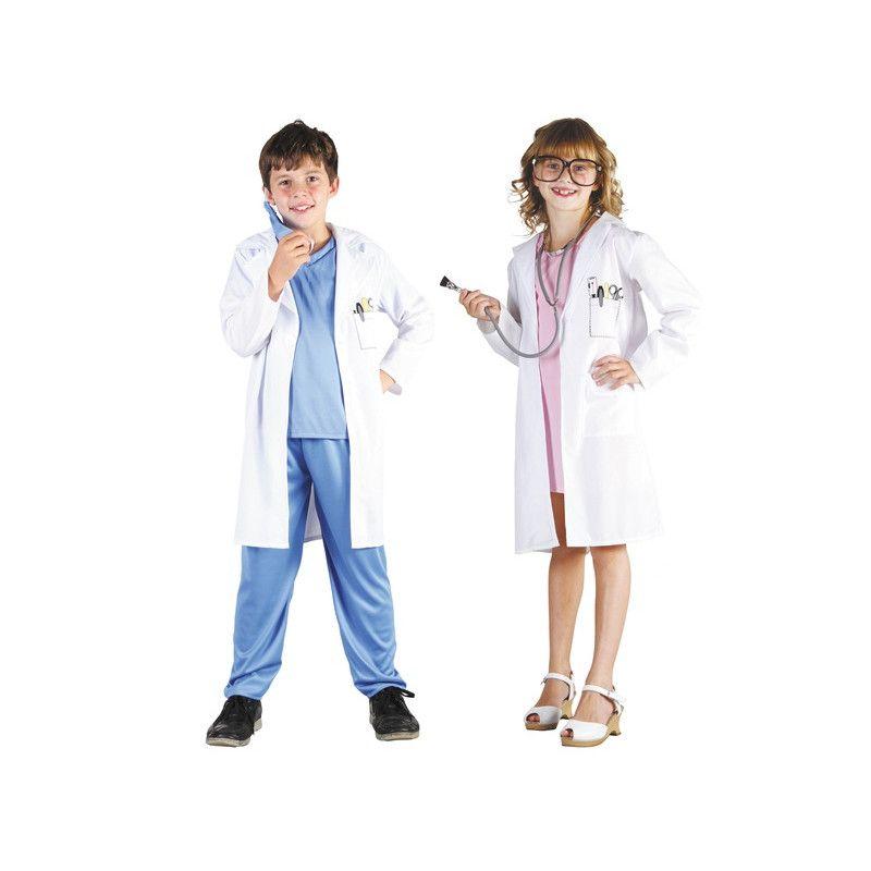 Déguisement blouse docteur mixte enfant 4-6 ans Déguisements 8728758646