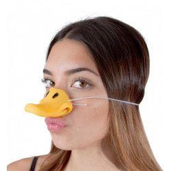 Bec de canard en plastique Accessoires de fête 333221