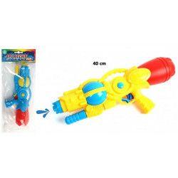 Pistolet à eau canon pompe 40 cm Jouets et articles kermesse 28520