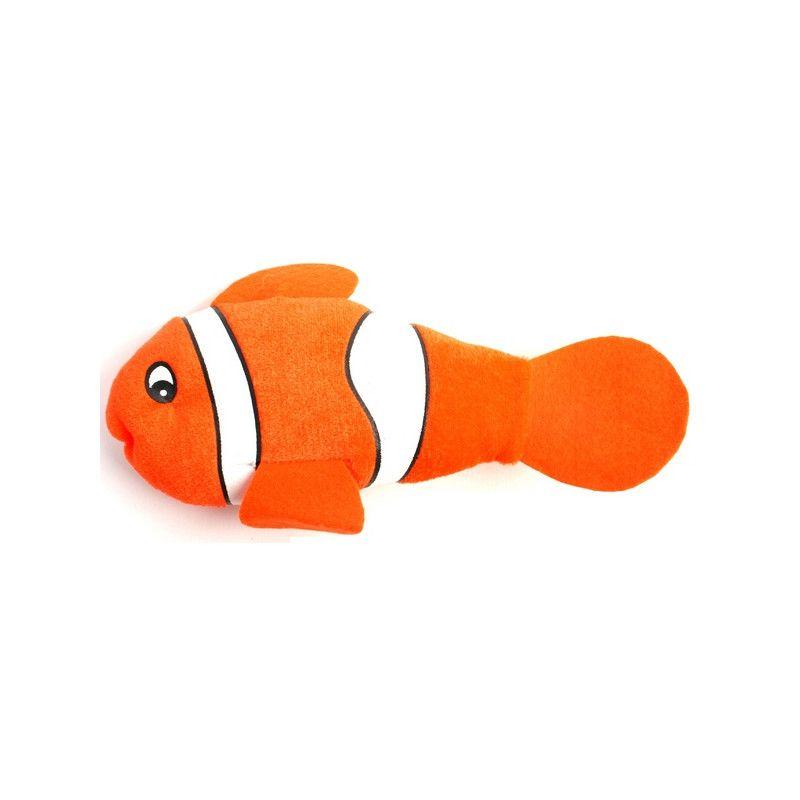 Peluche poisson clown 20 cm Jouets et articles kermesse 78396-LOT