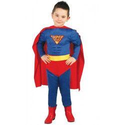 Déguisements, Déguisement super héro enfant 3-4 ans, 83165, 25,90€