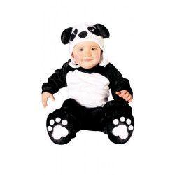 Déguisement panda bébé 6-12 mois Déguisements 82626