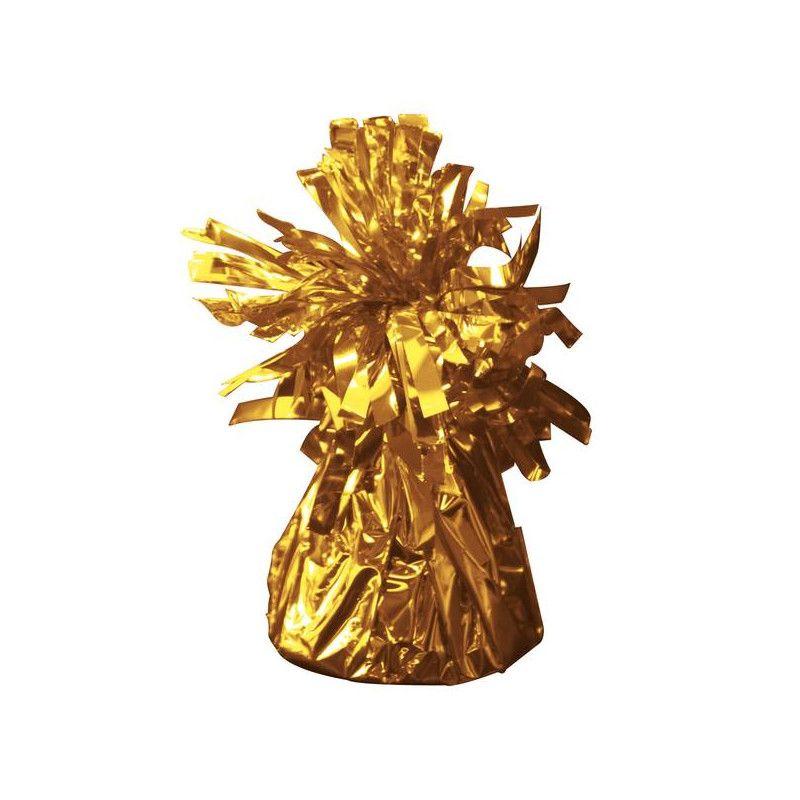 Poids pour ballon hélium or 170 g Déco festive 04952