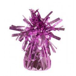 Déco festive, Poids pour ballon hélium rose 160 g environ, 04954, 1,30€