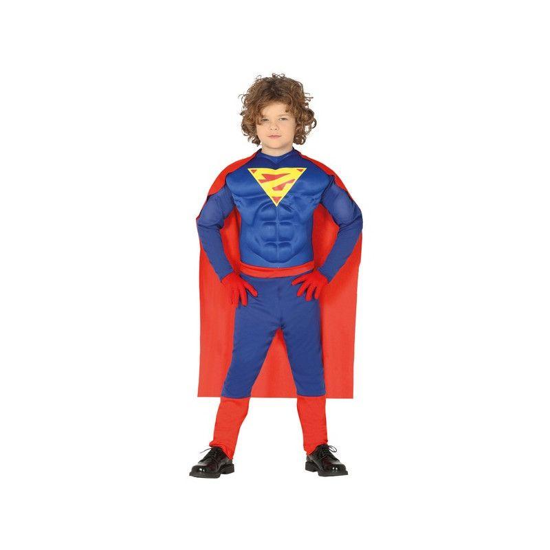 Déguisement super héro musclé garçon 10-12 ans Déguisements 88490