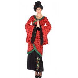 Déguisement chinoise élégante femme Déguisements 538-