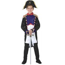 Déguisements, Déguisement Napoléon enfant 3-4 ans, 39956, 23,00€