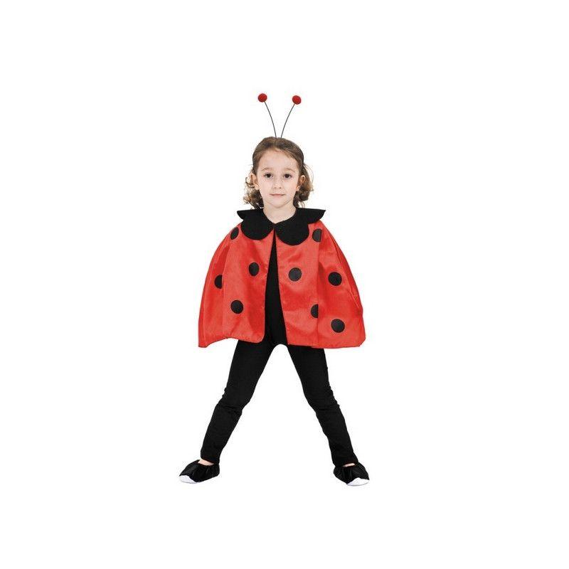 Déguisements, Set déguisement coccinelle enfant, 888018, 9,50€