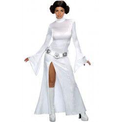 Déguisements, Déguisement princesse Leia™ femme taille S, ST-888610S, 49,90€