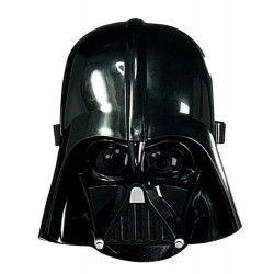 Accessoires de fête, Masque plastique Dark Vador™ enfant, ST-3441, 5,90€