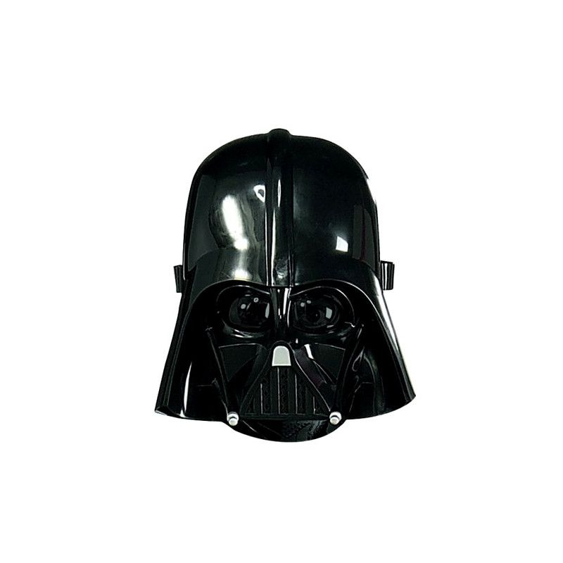 Masque plastique Dark Vador™ enfant Accessoires de fête ST-3441