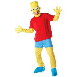 Déguisements, Déguisement Bart Simpson™ homme taille M-L, I-880655STD, 69,90€