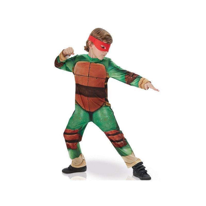 Déguisements, Déguisement classique Tortue Ninja™ enfant 3-4 ans, I-610525S, 19,90€