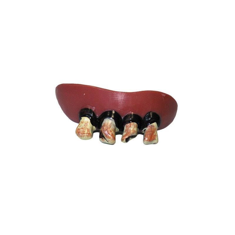 Dentier de Jackouille Accessoires de fête 87605935