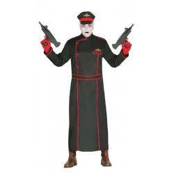 Déguisements, Déguisement militaire gothique homme taille ML, 84477, 32,50€