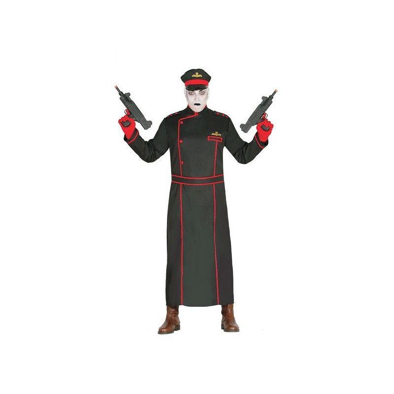 Déguisement militaire gothique homme taille M-L Déguisements 84477