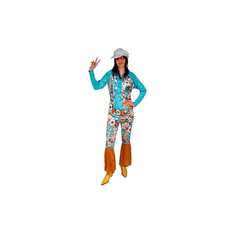 Déguisement hippie femme taille M-L Déguisements 69018