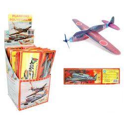 Avion planeur styro 20 cm kermesse Jouets et articles kermesse 45831-UNITE