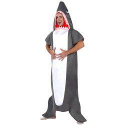 Déguisements, Déguisement Requin adulte taille M-L, 10218, 34,90€