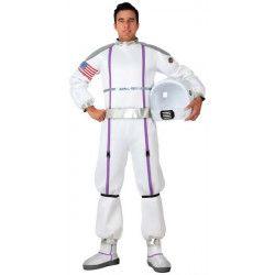 Déguisements, Déguisement Astronaute adulte taille M-L, 17273, 39,90€