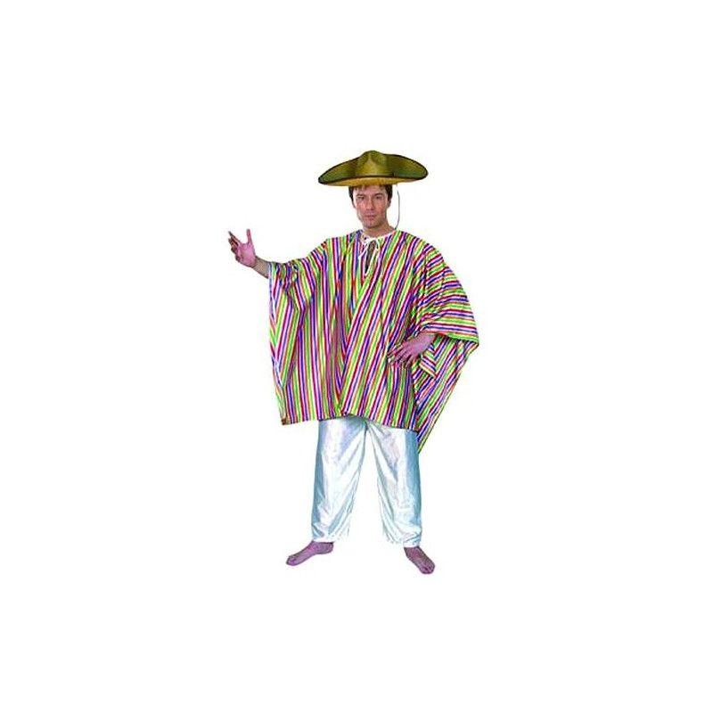Déguisement mexicain adulte taille M-L Déguisements 19539