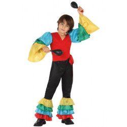 Déguisements, Déguisement danseur de samba garçon 7-9 ans, 28422, 24,50€