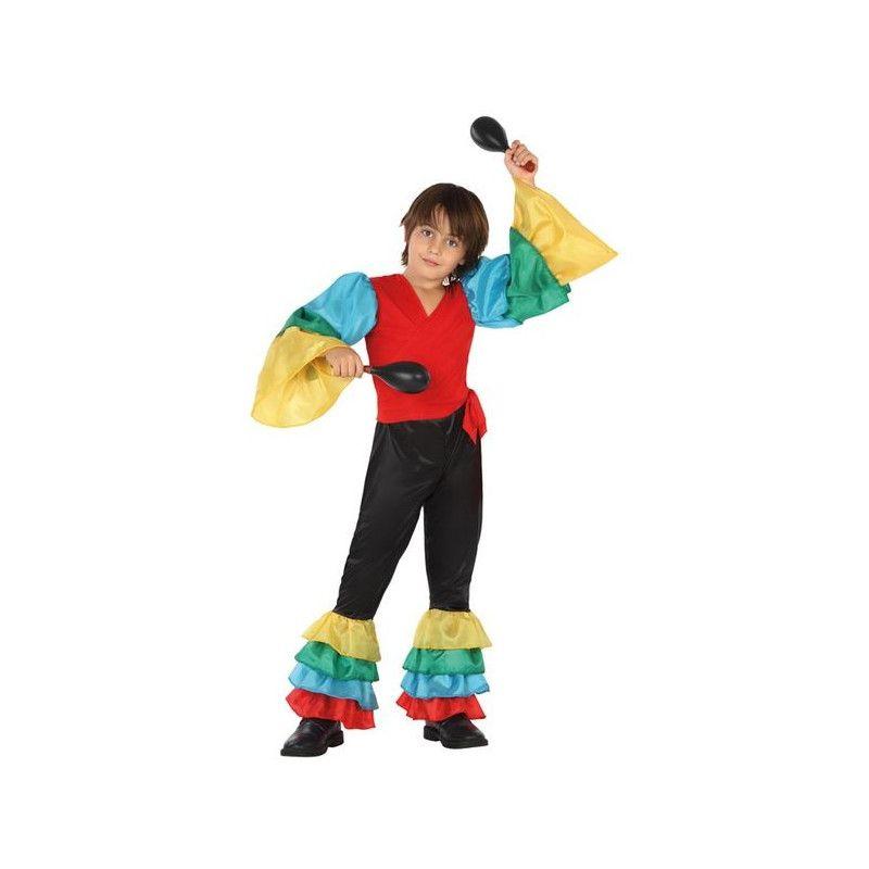 Déguisement danseur de samba garçon 7-9 ans Déguisements 28422
