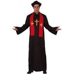 Déguisement curé homme taille M-L Déguisements 70388