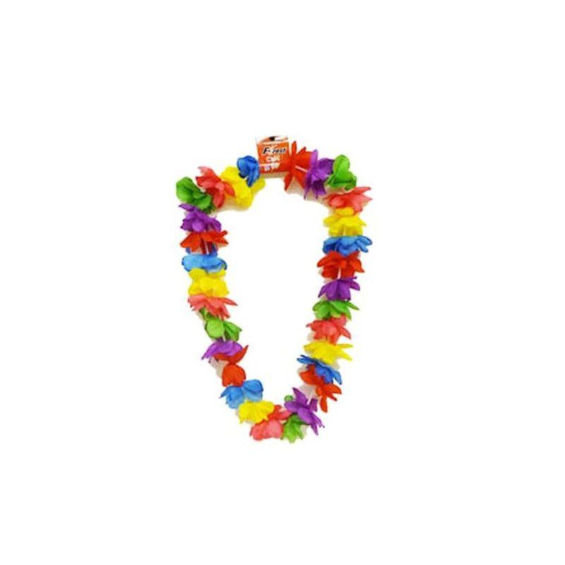 Collier hawaien Accessoires de fête 87065