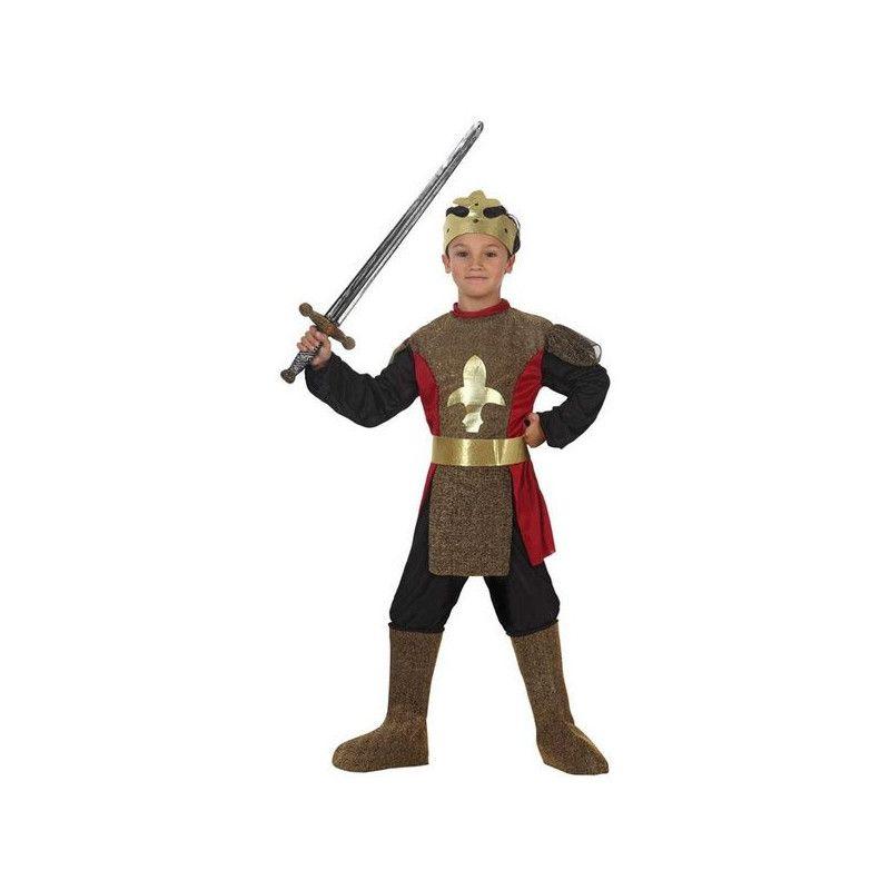 Déguisement chevalier médiéval garçon 3-4 ans Déguisements 95578