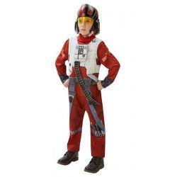 Déguisements, Déguisement luxe Pilote Hero Battler™ StarWars VII enfant 13-14 ans, ST-620266XXXL, 34,90€