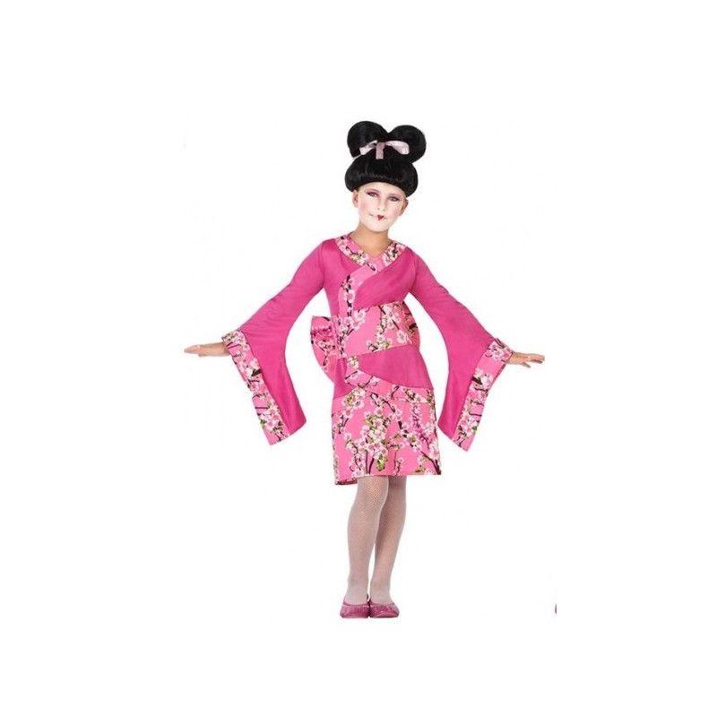 Déguisement geisha rose fille Déguisements 56817-