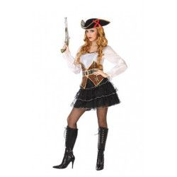 Déguisement pirate des Caraïbes femme Déguisements 539-