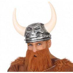 Accessoires de fête, Casque viking adulte, 56514, 4,60€