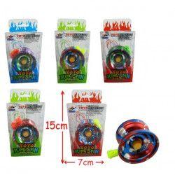 Yoyo métal 5.5 cm Jouets et articles kermesse 24411