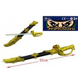 Epée de Samouraï 52 cm Jouets et articles kermesse 27436
