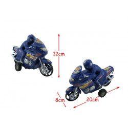 Jouets et kermesse, Moto et pilote 20 cm kermesse, 48950, 1,10€