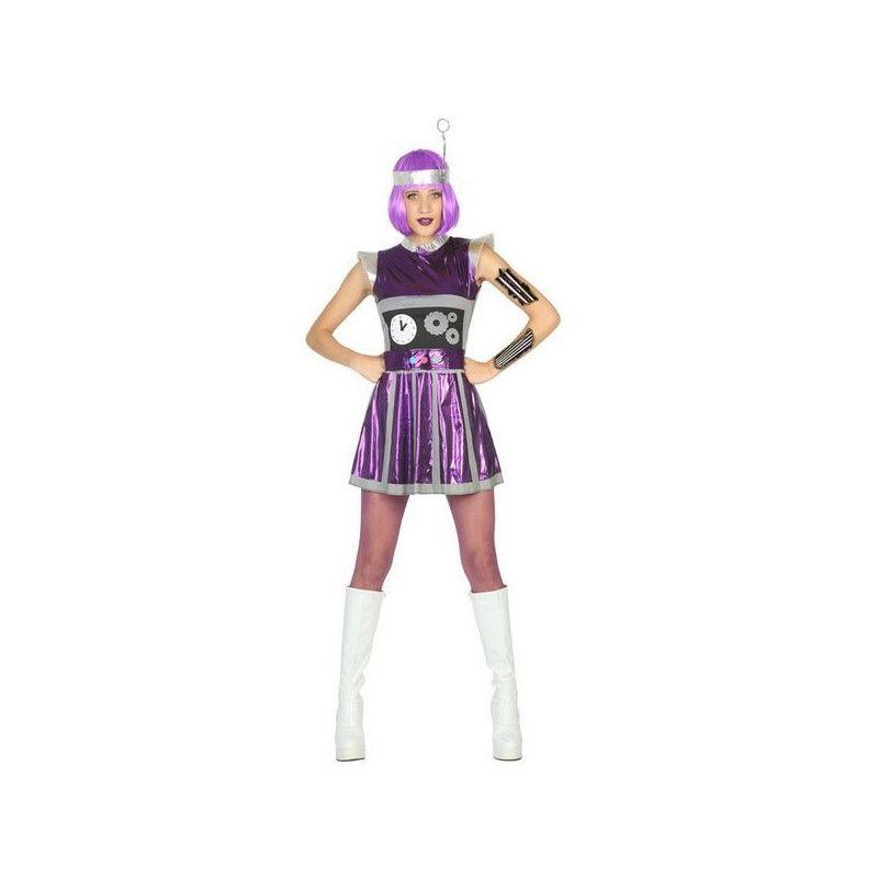 Déguisements, Déguisement de robot femme taille M/L, 17193, 28,90€