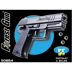 Jouets et kermesse, Pistolet à billes 15 cm, 50854, 1,00€