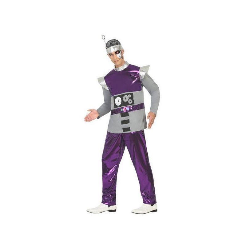 Déguisement robot homme taille M-L Déguisements 17195