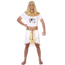 Déguisements, Déguisement égyptien dieu Osiris homme, 3934-, 22,90€
