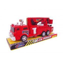 Camion pompier 20 cm Jouets et kermesse 47229