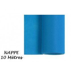 Nappe intissée 10 m - Turquoise Déco festive 85474