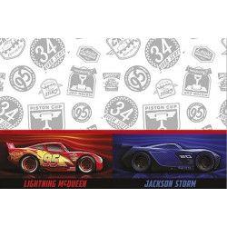 Déco festive, Nappe anniversaire 120x180cm Cars the Legend™, LCAR89468, 5,90€