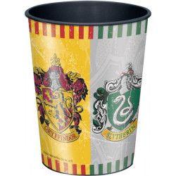 Déco festive, Gobelet en plastique Harry Potter 50 cl, U59107, 1,90€