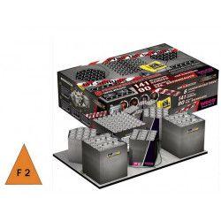 Artifices, Batterie Weco pyrotec 141 départs, 20105432M, 120,00€