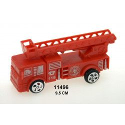 Lot 24 camions pompier rouges 9.5 cm Jouets et articles kermesse 11496-LOT