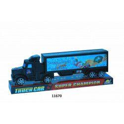 Jouets et kermesse, Véhicule camion plastique 23 cm, 11670, 1,00€