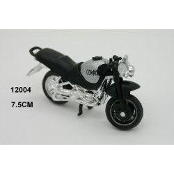 Jouets et kermesse, Lot 24 motos plastiques 7.5 cm, 12004, 0,29€